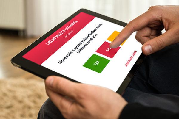 system do głosowania imiennego